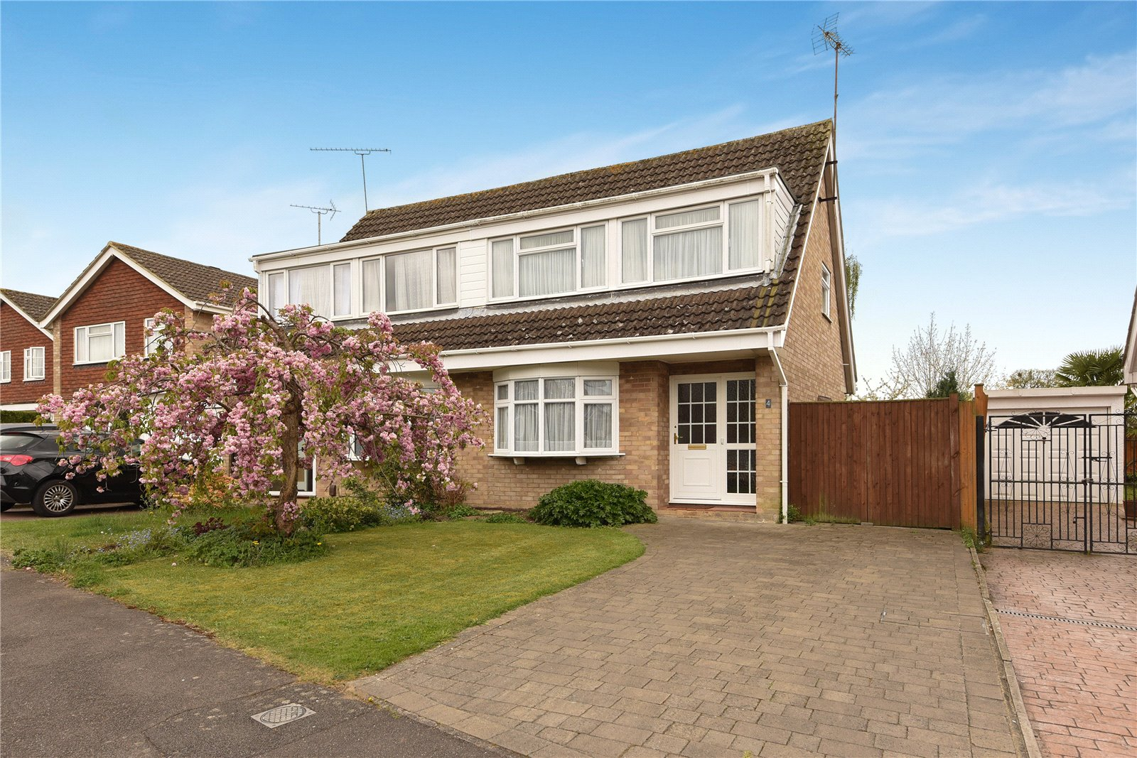 3 Bedrooms House for sale in Launcestone Close, Earley, Reading, Berkshire, RG6