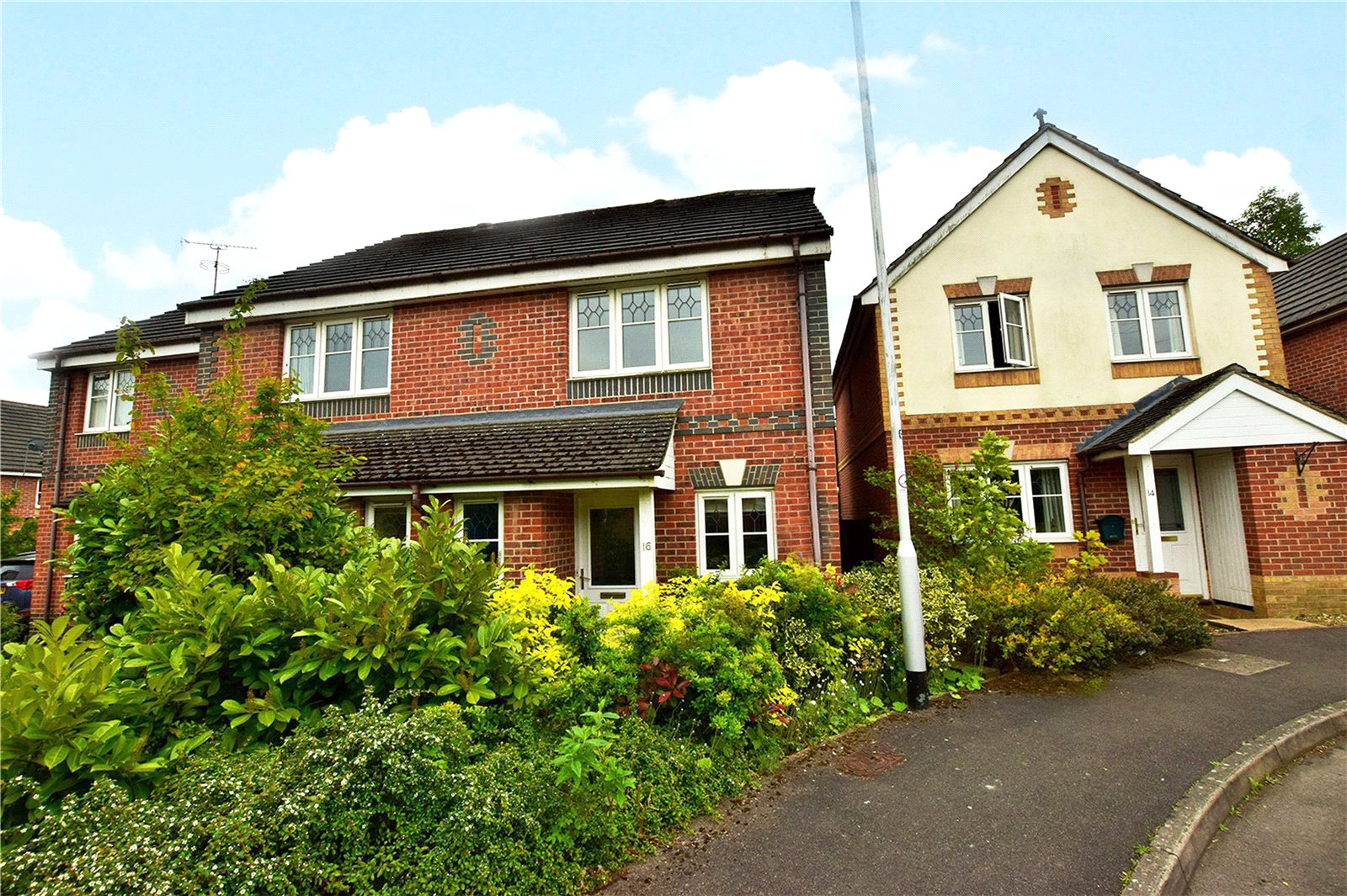 2 Bedrooms End Of Terrace House for sale in Amber Close, Earley, Reading, Berkshire, RG6
