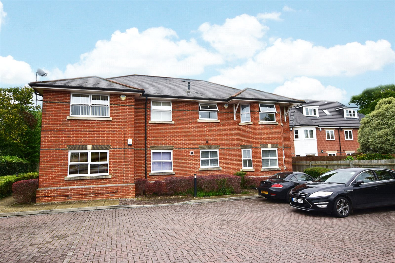 2 Bedrooms Apartment Flat for sale in Oakwood House, Wokingham Road, Earley, Reading, RG6