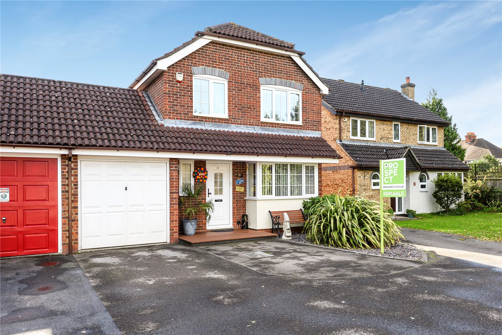 4 Bedrooms Detached House for sale in Turnstone Close, Winnersh, Wokingham, Berkshire, RG41