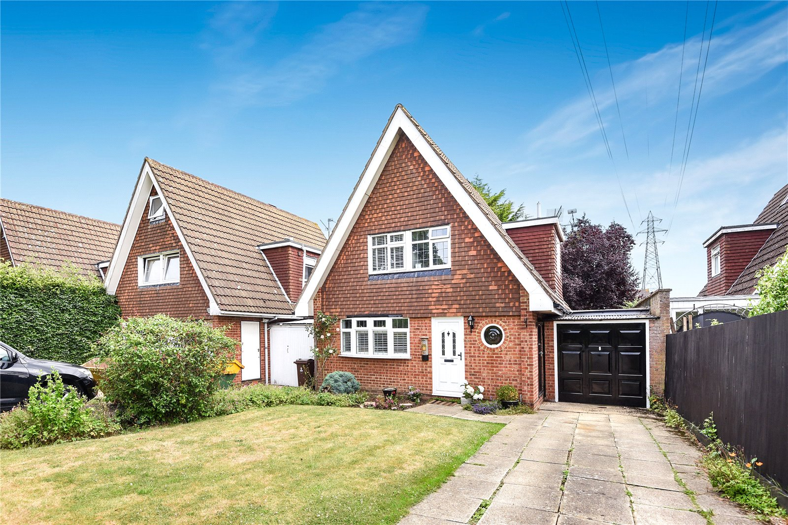 3 Bedrooms Link Detached House for sale in Blagrove Lane, Wokingham, Berkshire, RG41