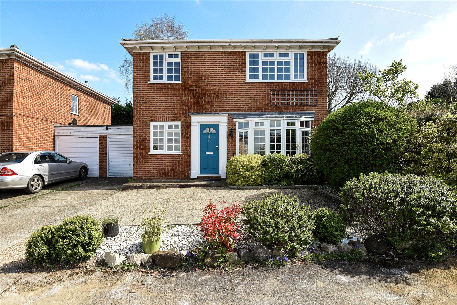 4 Bedrooms Detached House for sale in Challenor Close, Finchampstead, Wokingham, Berkshire, RG40