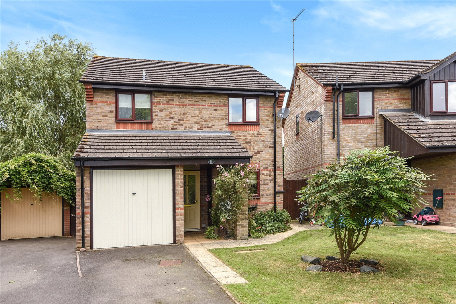 3 Bedrooms Detached House for sale in Riverdene Drive, Winnersh, Wokingham, Berkshire, RG41