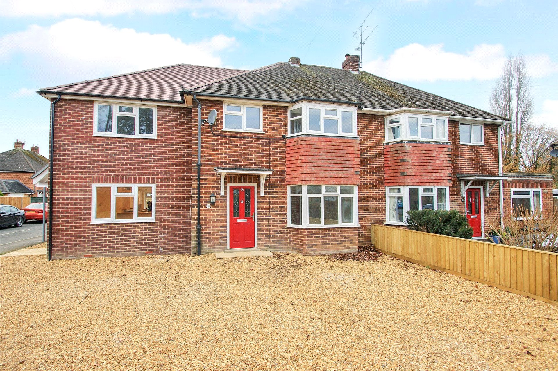 3 Bedrooms Terraced House for sale in Eastheath Avenue, Wokingham, Berkshire, RG41